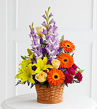 The FTD ® Forever Dear™ Arrangement