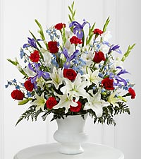 The FTD ® Cherished Farewell™ Arrangement