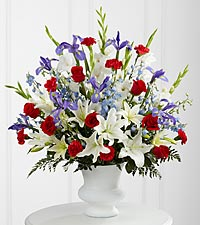 The FTD &reg; Cherished Farewell&trade; Arrangement