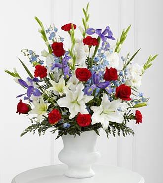 The FTD&reg; Cherished Farewell&trade; Arrangement