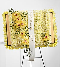 The FTD ® Taken Too Soon™ Bible Easel