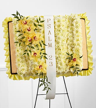 The FTD&reg; Taken Too Soon&trade; Bible Easel