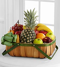 The FTD&reg; Thoughtful Gesture&trade; Fruit Basket