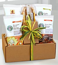 Starbucks&reg; Sampler