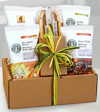 Starbucks® Sampler
