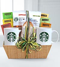 Starbucks® Tea & Coffee