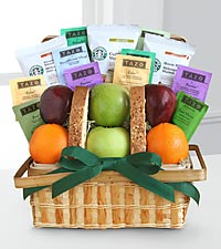 Starbucks&reg; Gratitude Basket