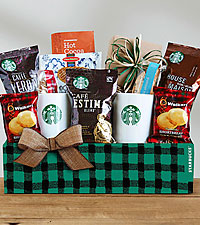 Starbucks ® Home for the Holidays