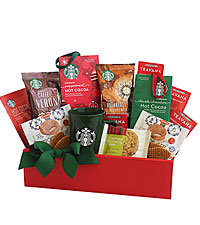 Starbucks ® Happy Holidays Box