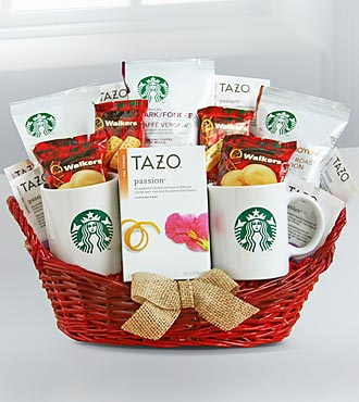 Starbucks Valentine Surprises