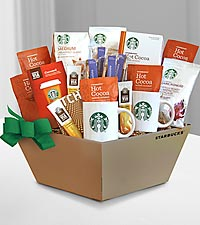 Starbucks ® Coffee, Cocoa & Chocolate to Share