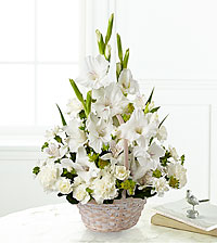 The FTD ® Eternal Affection™ Arrangement - BASKET INCLUDED