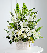 The FTD ® In Our Thoughts™ Arrangement