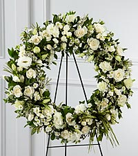 The FTD ® Splendor™ Wreath