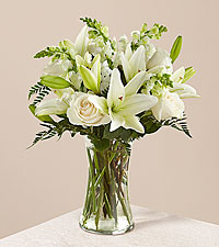 The FTD ® Eternal Friendship™ Remembrance Bouquet - VASE INCLUDED