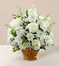 The FTD ® Heartfelt Condolences™ Arrangement