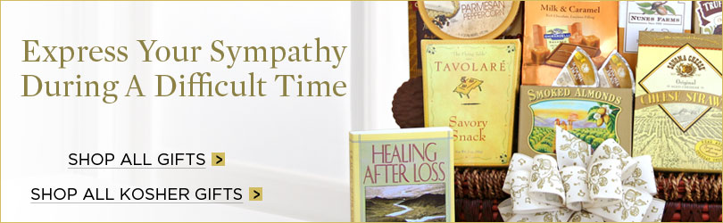 Express Your Sympathy During A Difficult Time. Shop All Gifts