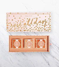 Sugarfina ® Rosé All Day 3pc Bento Box