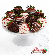 Full Dozen Valentine 's Strawberries