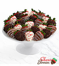 Two Dozen Valentine 's Strawberries
