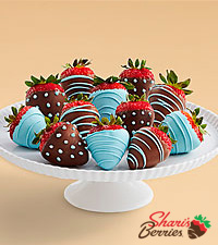 Full Dozen It 's a Boy Strawberries