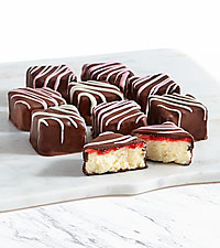 9 Strawberry Cheesecake Bites