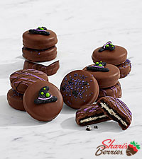 12 Halloween Chocolate Covered OREO ® Cookies