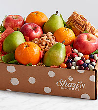 Simply Fresh Fruit & Snacks Gift for Dad