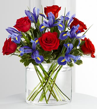 The FTD® So In Love™ Bouquet - VASE INCLUDED