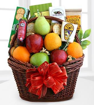 Comforting Kindness Fruit Basket - Better