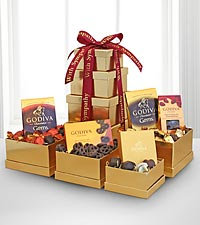 Towering Gift of Godiva&reg;