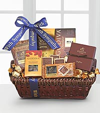 Godiva&reg; Signature Collection Basket