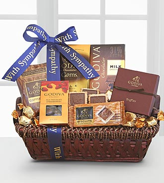 Godiva® Signature Collection Basket