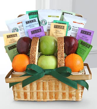 Starbucks® Sympathy Basket