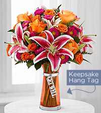 The FTD ® Get Well Bouquet- VASE INCLUDED