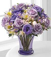 Le bouquet Thinking of You<sup>&trade;</sup> de FTD� - VASE INCLUS