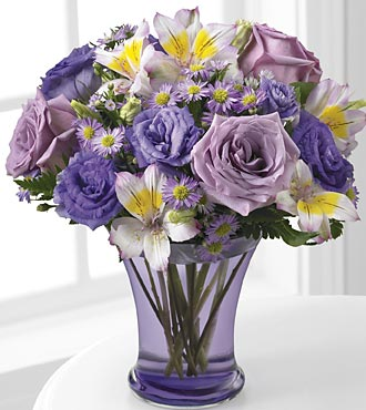 The Thinking of You&trade; Bouquet by FTD&reg; - VASE INCLUDED