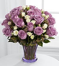 The Timeless Traditions&trade; Bouquet by FTD&reg; - VASE INCLUDED