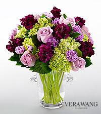 The FTD ® Eloquent™ Bouquet by Vera Wang