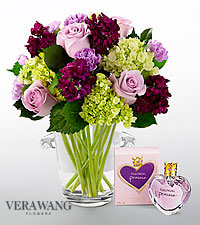 The FTD® Eloquent™ Bouquet by Vera Wang with Fragrance