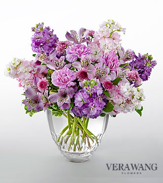 The FTD� Delightful Discoveries? Bouquet by Vera Wang