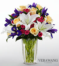 The FTD ® New Day Dawns™ Bouquet by Vera Wang