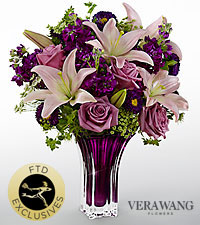 The FTD ® Garden Terrace™ Bouquet by Vera Wang