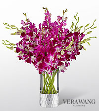 The FTD ® Orchid Bouquet by Vera Wang