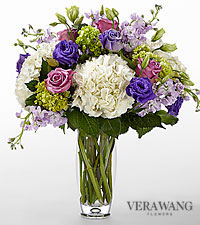 The FTD ® Traditions™ Bouquet by Vera Wang - VASE INCLUDED