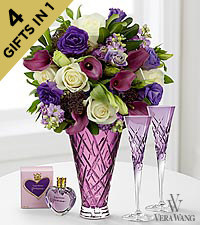 The Vera Wang Amethyst Allure Ultimate Gift