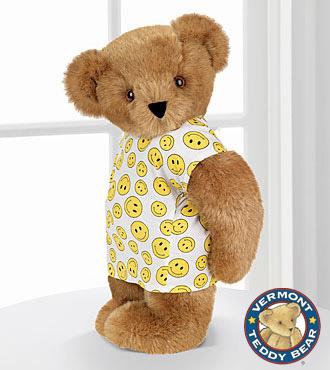Vermont Teddy Bear 15-inch Get Well Bear
