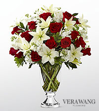 The FTD® Grand Occasion™ Bouquet by Vera Wang - VASE INCLUDED
