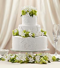 The FTD ® Bloom & Blossom™ Cake Décor