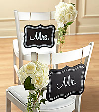 The FTD ® Notions™ Chair Décor